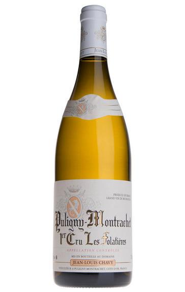 2019 Puligny-Montrachet, Les Folatières, 1er Cru, Domaine Jean-Louis Chavy