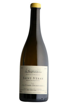 2019 St Véran, La Combe Desroches, La Soufrandière, Bret Brothers, Burgundy