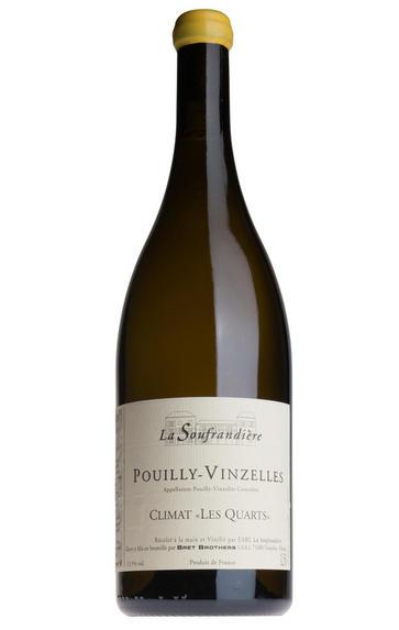 2019 Pouilly-Vinzelles, Climat Les Quarts, Cuvée Millerandée, La Soufrandière, Bret Brothers, Burgundy