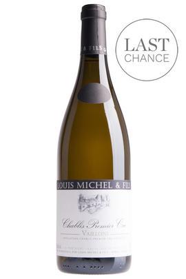 2019 Chablis, Vaillons, 1er Cru, Louis Michel & Fils, Burgundy