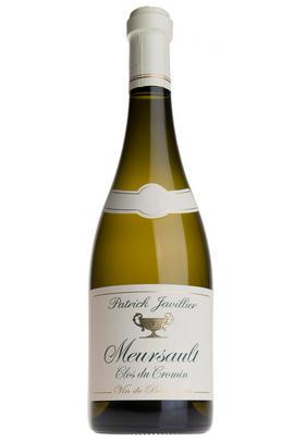 2019 Meursault, Clos du Cromin, Patrick Javillier, Burgundy