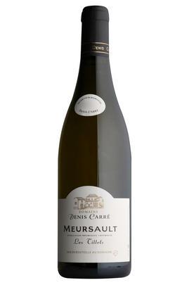 2019 Meursault, Les Tillets, Domaine Denis Carre, Burgundy