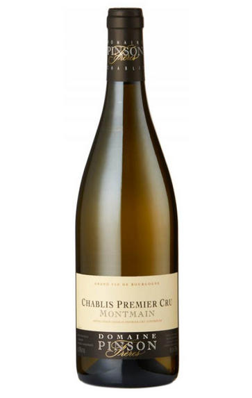 2019 Chablis, Montmain, 1er Cru, Domaine Pinson Frères, Burgundy