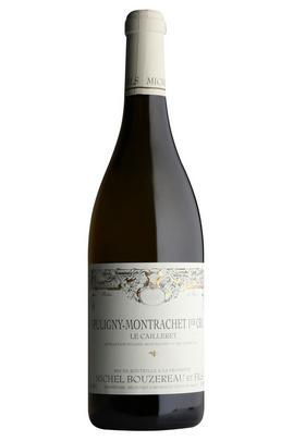 2019 Puligny-Montrachet, Le Cailleret, 1er Cru, Michel Bouzereau & Fils, Burgundy