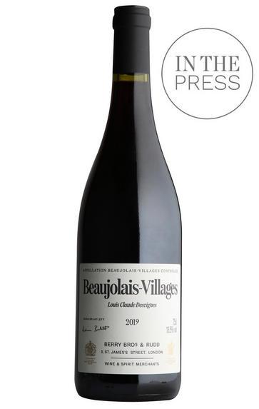 2019 Berry Bros. & Rudd Beaujolais-Villages by Louis Claude Desvignes