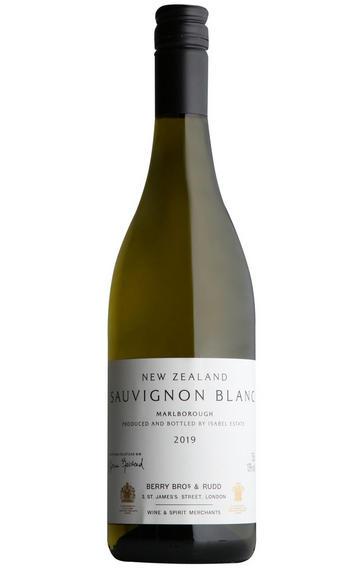 2019 Berry Bros. & Rudd New Zealand Sauvignon Blanc by Isabel Estate
