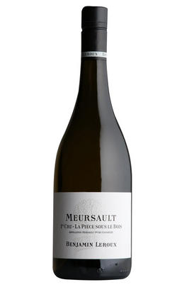 2019 Meursault, La Pièce Sous le Bois, 1er Cru, Benjamin Leroux, Burgundy