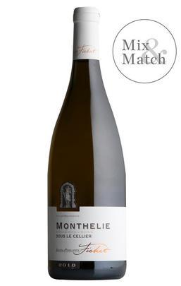 2019 Monthélie Blanc, Sous Le Cellier, Jean-Philippe Fichet, Burgundy