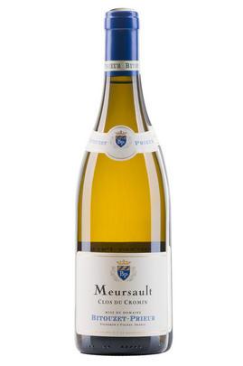2019 Meursault, Clos du Cromin, Domaine Bitouzet-Prieur, Burgundy