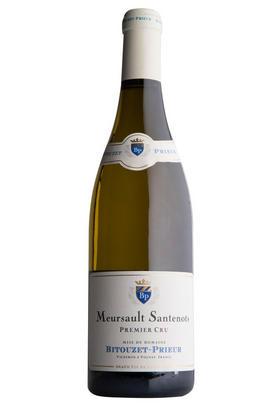 2019 Meursault, Santenots, 1er Cru, Domaine Bitouzet-Prieur, Burgundy