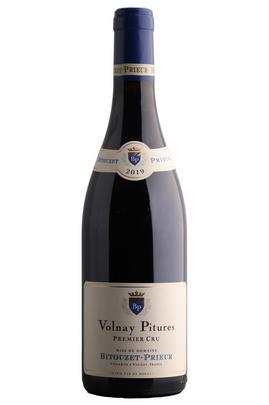 2019 Volnay, Pitures, 1er Cru, Domaine Bitouzet-Prieur, Burgundy
