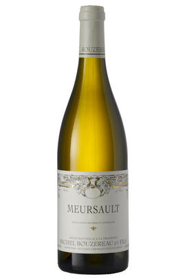 2019 Meursault-Charmes, Les Charmes Dessus, 1er Cru, Michel Bouzereau & Fils, Burgundy