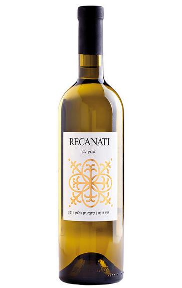 2019 Recanati Winery, Yasmin White, Israel
