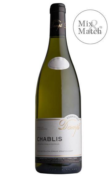 2019 Chablis, Les Lys, 1er Cru, Domaine Sébastien Dampt, Burgundy