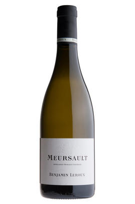 2019 Meursault, Charmes Dessus, 1er Cru, Benjamin Leroux, Burgundy