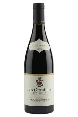 2019 St Joseph Rouge, Les Granilites, M. Chapoutier, Rhône