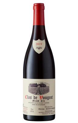 2019 Clos de Vougeot, Grand Cru, Domaine Henri Rebourseau, Burgundy