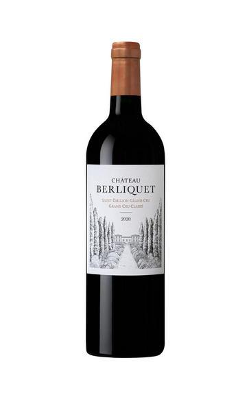 2020 Château Berliquet, St Emilion, Bordeaux