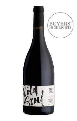 2020 Wild Soul, Domaine Julien Sunier, Beaujolais