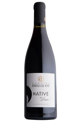 2020 Côtes du Rhône Villages, Visan, Native, Dom. Dieu-le-Fit, Pouizin, Rhône