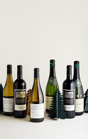 Essential Collection: Mixed, 12-Bottle Case