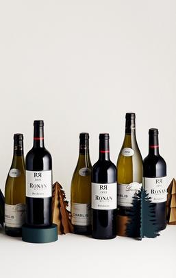 Chablis and Claret, Six-Bottle Case