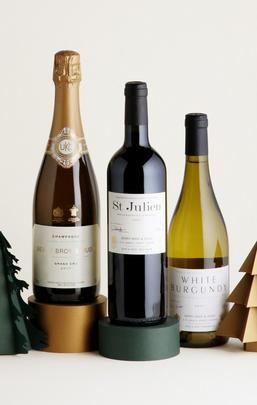 Christmas Favourites: Mixed, Three-Bottle Case