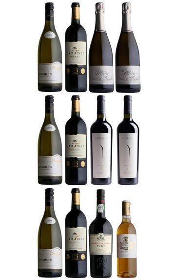 The Essential Dinner Party Collection, 12-Bottle Case