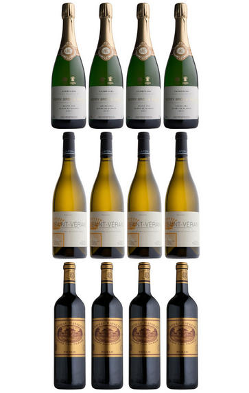 Luxury Collection: Mixed, 12-Bottle Case