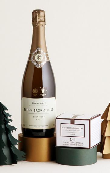 Champagne & Chocolates Gift Set