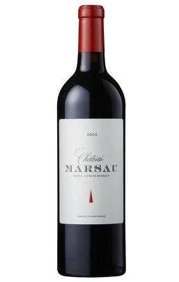 2020 Château Marsau, Francs - Côtes de Bordeaux