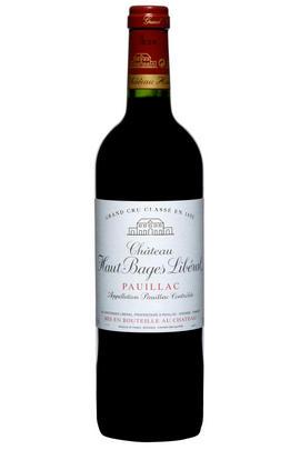 2020 Château Haut-Bages Libéral, Pauillac, Bordeaux