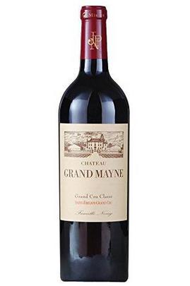 2020 Château Grand Mayne, St Emilion, Bordeaux