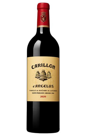 2020 Carillon d'Angélus, St Emilion, Bordeaux