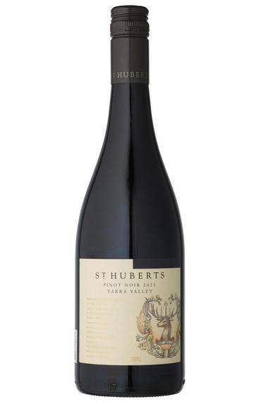2011 St Huberts Pinot Noir, Yarra Valley, Victoria
