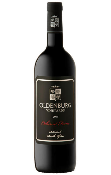 2011 Oldenburg Vineyards Cabernet Franc, Stellenbosch
