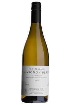 2015 Berry Bros. & Rudd New Zealand Sauvignon Blanc by Churton Wines