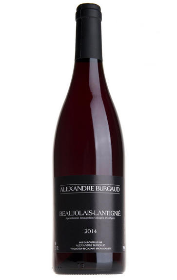 2014 Beaujolais-Villages, Lantignié, Alexandre Burgaud