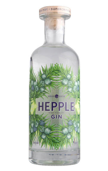 Hepple Gin, Moorland Spirit Co., 45.0%