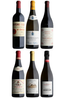 Connoisseur's Collection, Six-Bottle Gift