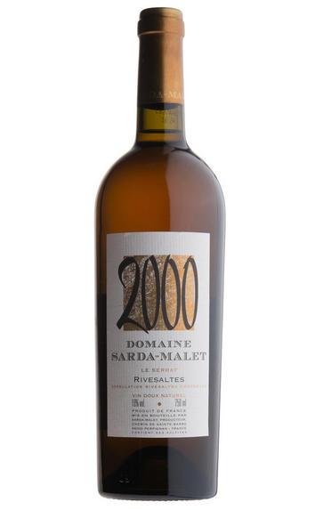 2000 Rivesaltes, Ambré Le Serrat VDN, Domaine Sarda-Malet