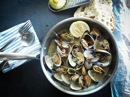 Fine Wine and Shellfish Lunch, Friday 31st May 2019
