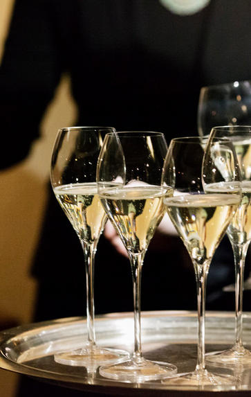 Champagne School and High Tea, Friday 28th June 2019