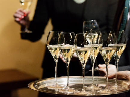Champagne School and High Tea, Friday 9th August 2019