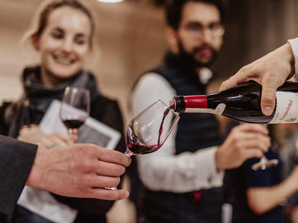 Introduction to Winetasting, Monday 8th July 2019