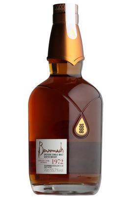 1972 Benromach Heritage, Speyside, Single Malt Scotch Whisky (55.7%)
