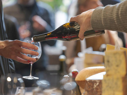 French Wine and Cheese Tasting, Friday 20th September 2019