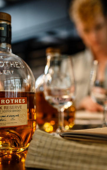 Introduction to Whisky Tasting, Thursday 26th September 2019