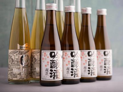 Sake and Cheese Tasting, Friday 11th October 2019