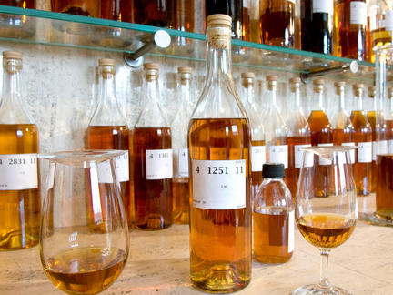 Introduction to Fine Cognac with Tesseron, Friday 18th October 2019